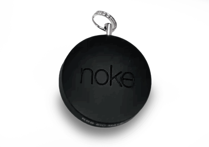 Smart Bluetooth enabled noke fobs provided by NationWide Self Storage as an alternative to accessing lockers via smartphone